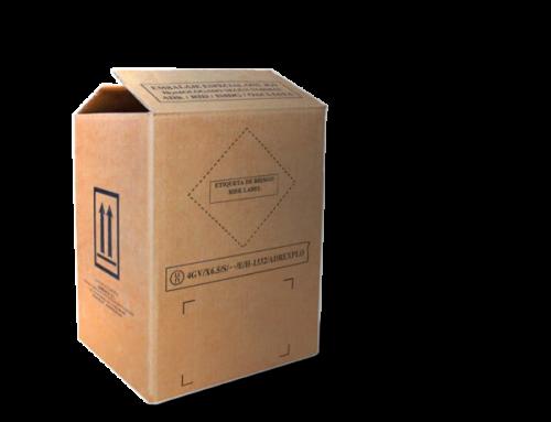 Embalaje Homologado 4GV