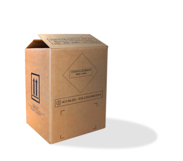 4GV approved packaging